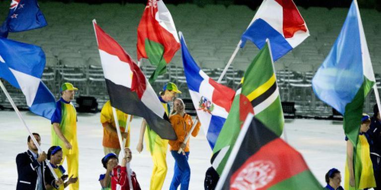 Sluitingsceremonie in Rio van start