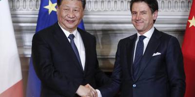 Italië tekent voor rol in Nieuwe Zijderoute