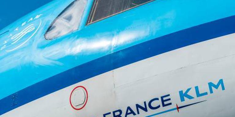 Air France-KLM vervoert meer passagiers