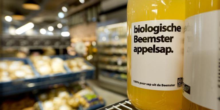 Populariteit biologisch eten blijft groeien