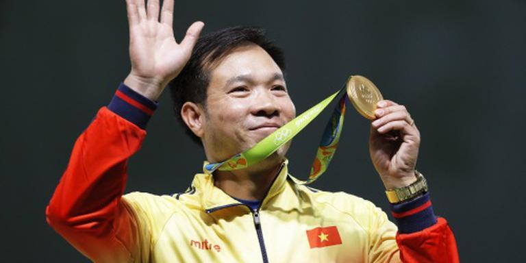 Eerste gouden medaille voor Vietnam ooit