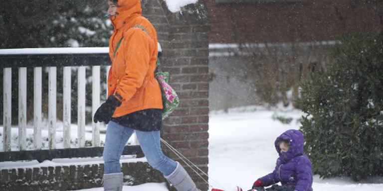 Winterse omstandigheden in aantocht