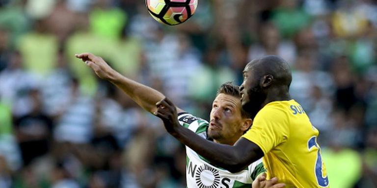 Sporting sterker dan Porto in topper