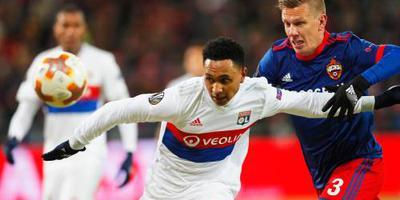 Tete voor eerst in elftal bij Olympique Lyon