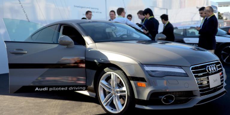 Audi lanceert zelfrijdende auto's in 2025