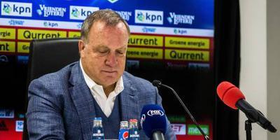 Advocaat met lege handen na debuut bij Utrecht