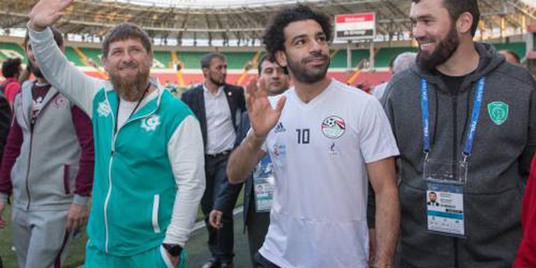 Egypte rekent op Salah tegen Uruguay