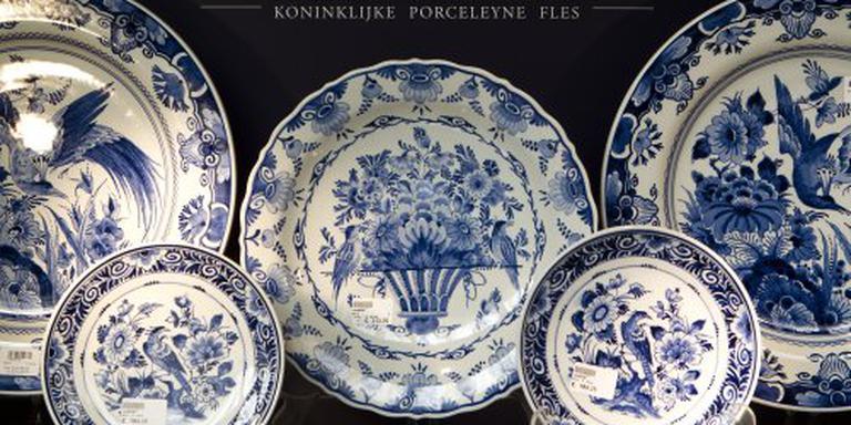 Royal Delft verkoopt meer pannen en bestek