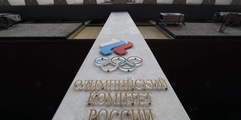 'IOC weert alle Russen van Spelen in Rio'