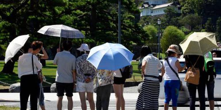 Recordhitte teistert Japan: 41,1 graden