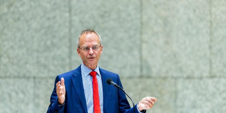 Kamp kiest voor minder gas uit Groningen