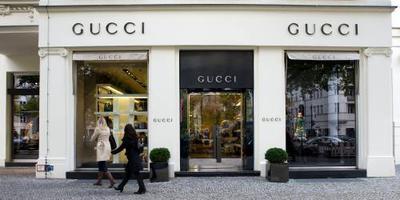 Gucci geeft resultaten Kering glans