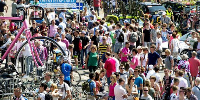 Giro trekt 75.000 bezoekers