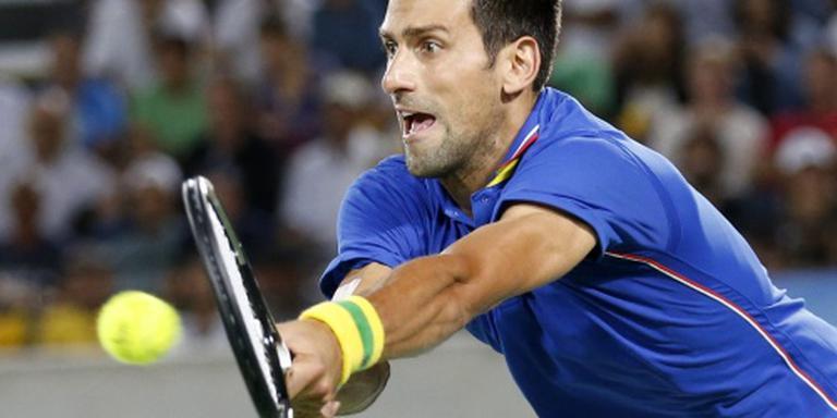 Djokovic verrassend ten onder in Rio