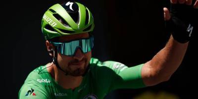 Sagan sprint naar zege in vijfde etappe Tour