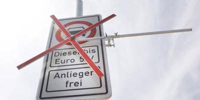 'Berlijn werkt aan omruildeal dieselauto's'