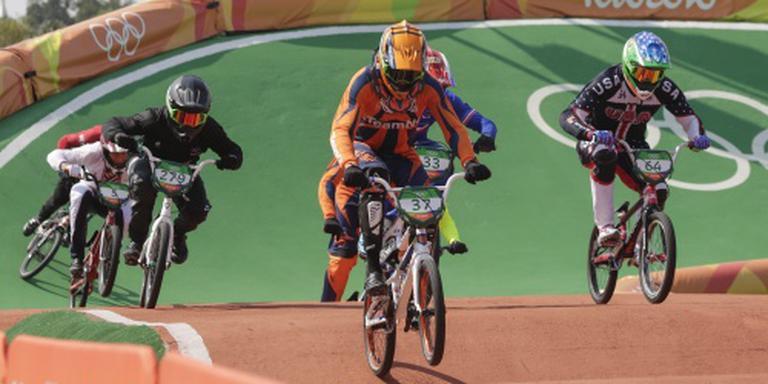 BMX'er Jelle van Gorkom pakt zilver op Spelen