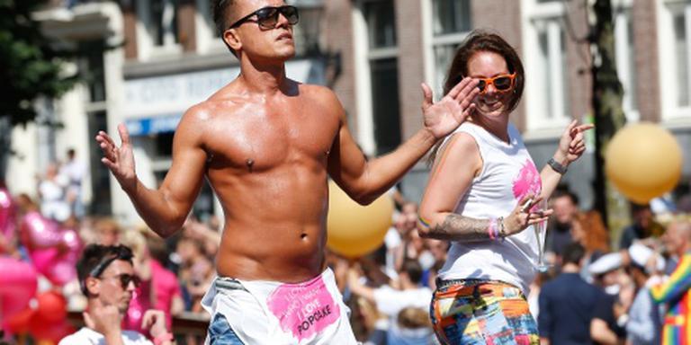Canal Parade evenaart toeschouwersrecord