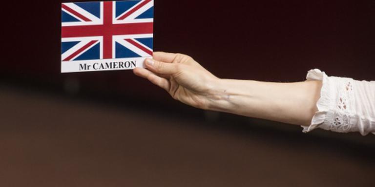 Benoeming opvolger Cameron week later