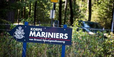 Vrouwelijke marinier in spe door blessure weg