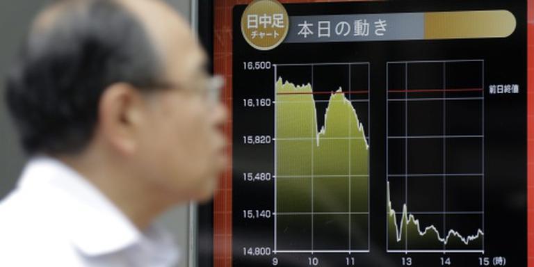 Enig herstel Nikkei na brexit-crash