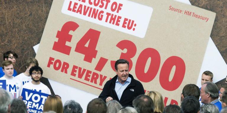 Britse overheid schetst Brexit-rampscenario's