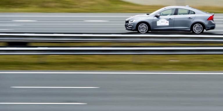 Uber en Volvo werken aan zelfrijdende auto