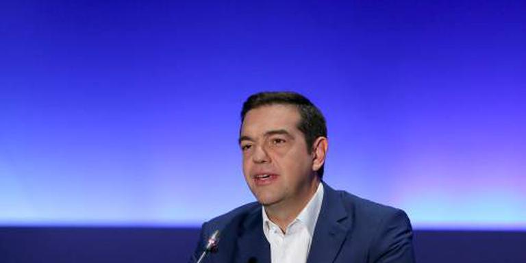Tsipras belooft een stabiel Griekenland