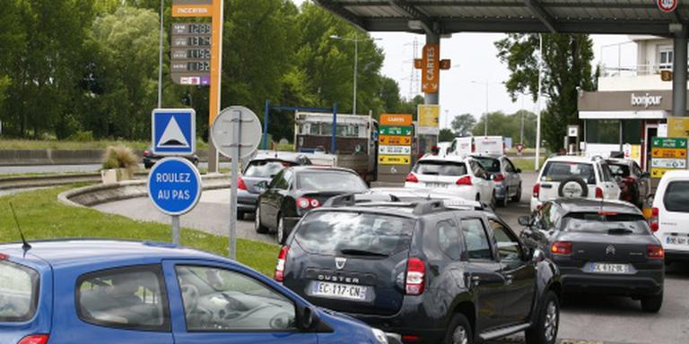 ANWB: Frans benzinetekort nog dagen merkbaar