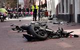 Scooter rijdt 'met een bloedgang' fietser aan in Leeuwarden: eis 120 uur werkstraf en 1,5 jaar rijontzegging