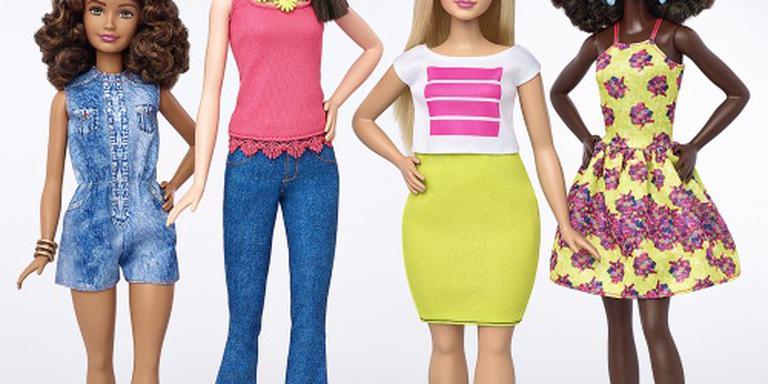 Barbie stuwt resultaten Mattel