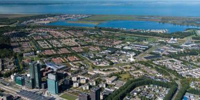 Centrum Almere weer vrij, geen explosief