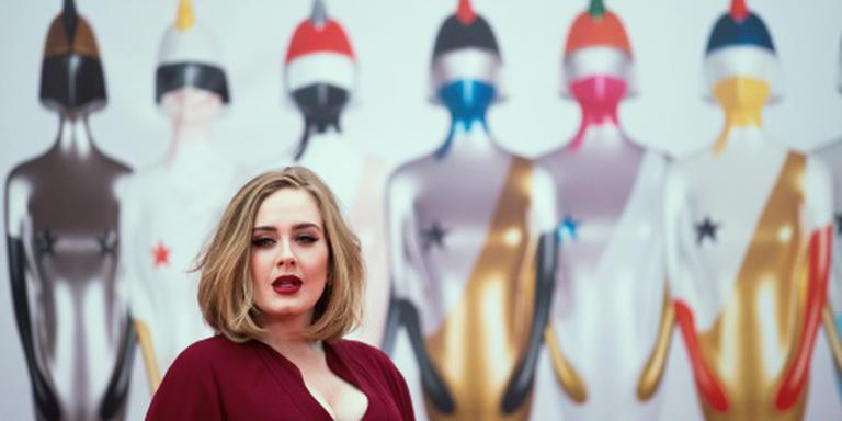 Adele weer de rijkste jonge muzikant