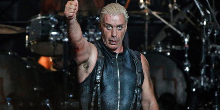 Doe Maar en Rammstein op tweede dag Pinkpop