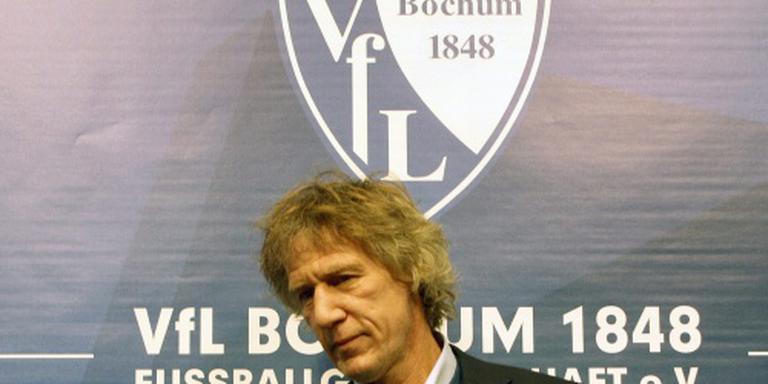 Ook Verbeeks Bochum blundert