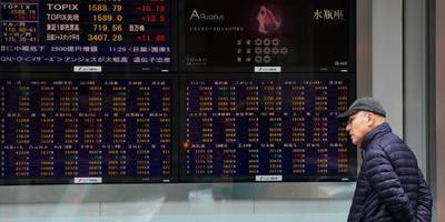 Nikkei nipt lager in afwachtende handel