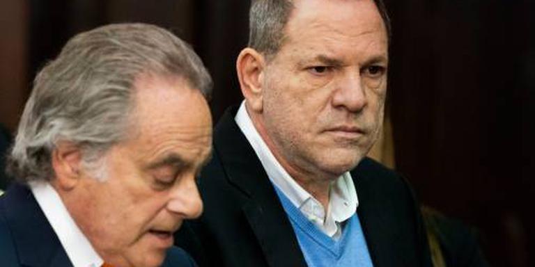 Weinstein aangeklaagd voor verkrachting