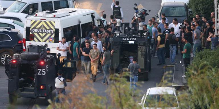 Ruim 16.000 arrestaties om coup Turkije