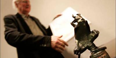Inktspotprijs voor Tjeerd Royaards
