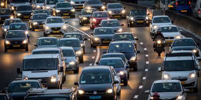 Gewonden en file door ongeval A9 bij Velsen
