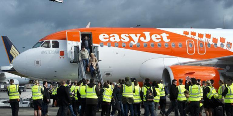 Pilotenacties dreigen bij easyJet op Schiphol