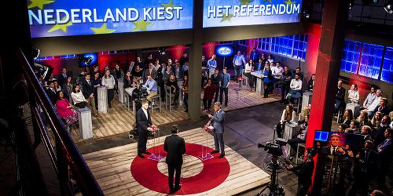 Referendumprogramma trok weinig kijkers
