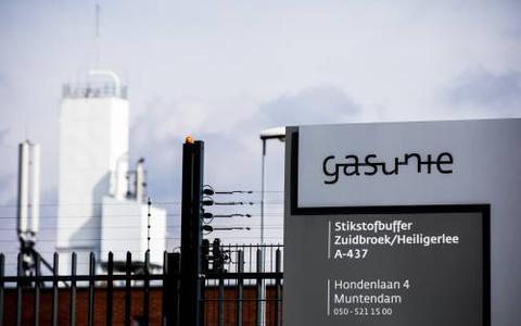 Gasunie bekijkt of gaskraan sneller dicht kan