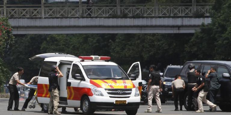 Nederlander zwaargewond bij aanslagen Jakarta