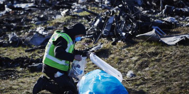 Geen vervolging agent om advertentie MH17