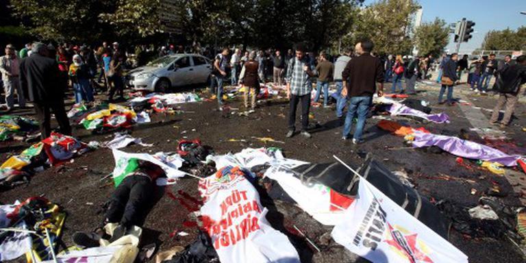 Turkije houdt verdachte aanslag Ankara aan