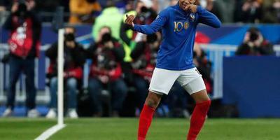 Frankrijk moeiteloos langs IJsland