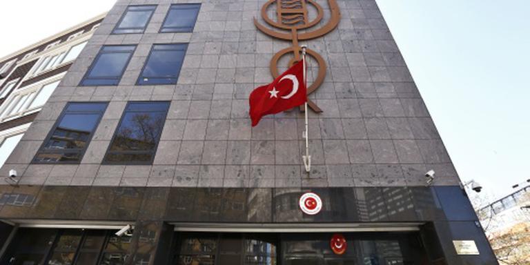 Ambassade in Ankara vraagt opheldering