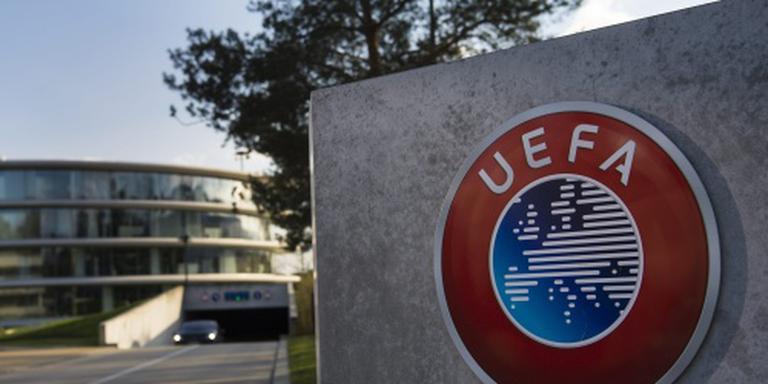 Geen interim-voorzitter bij UEFA