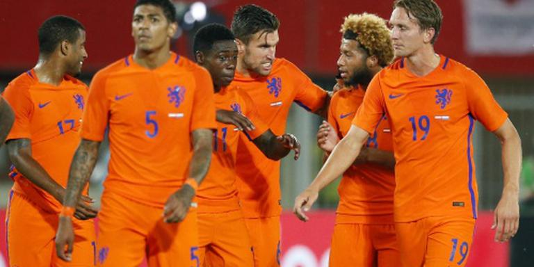 Ruim een miljoen kijkers zien Oranje winnen